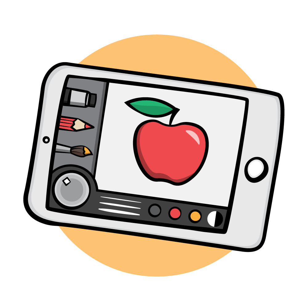 Create A Drawing App With Pencilkit Raywenderlich Com