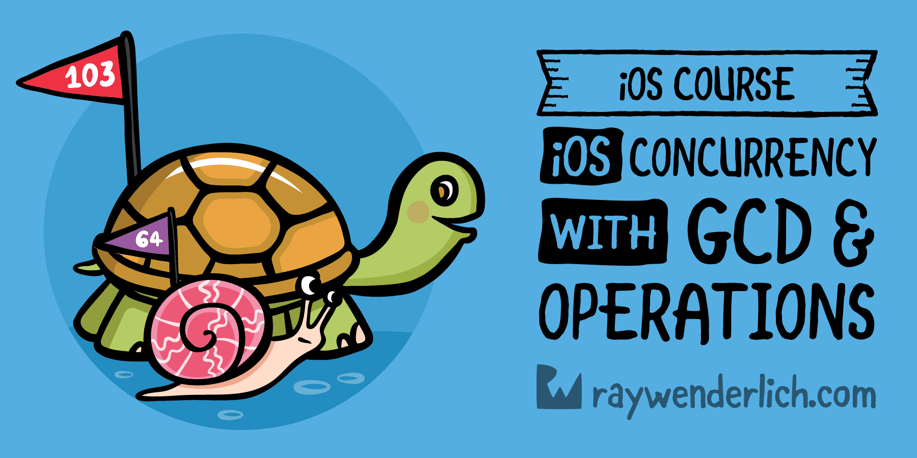 Image of article 'iOS Concurrency with GCD and Operations'