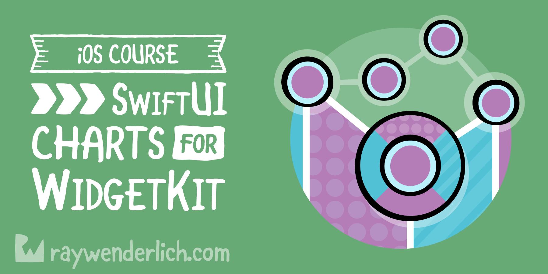 SwiftUI Charts for WidgetKit [SUBSCRIBER]