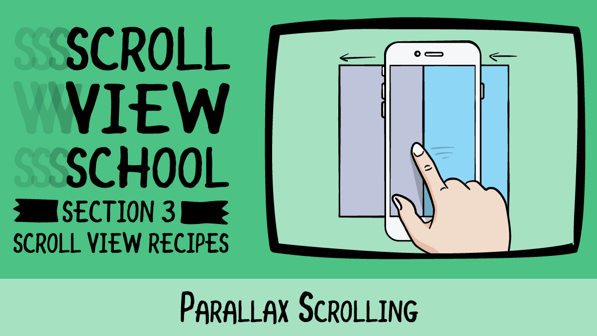 Scroll View School · Parallax Scrolling | raywenderlich com