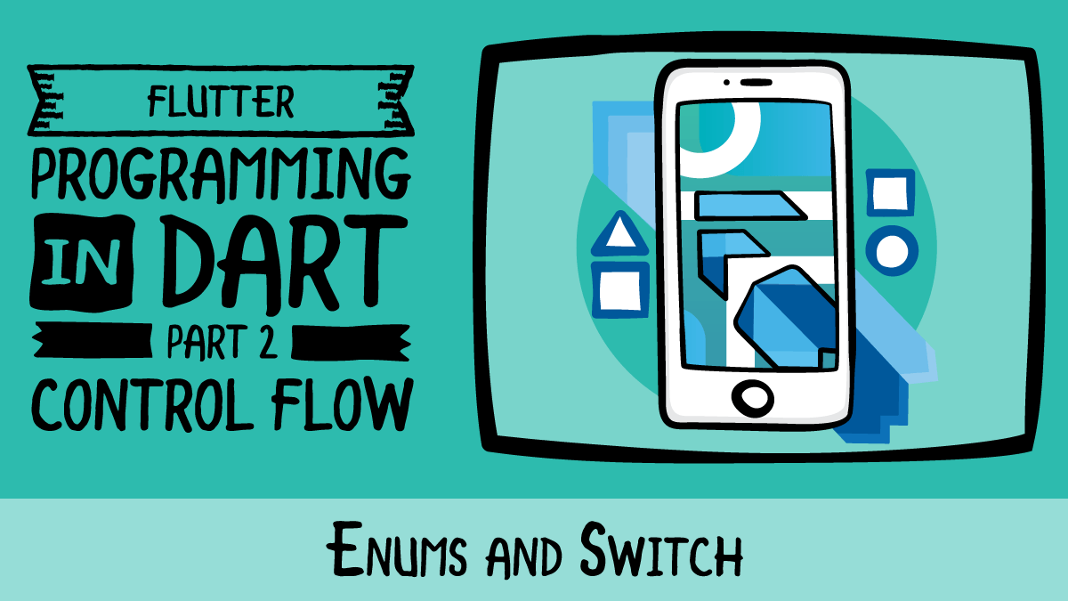 Programming in Dart: Fundamentals · Enums and Switch