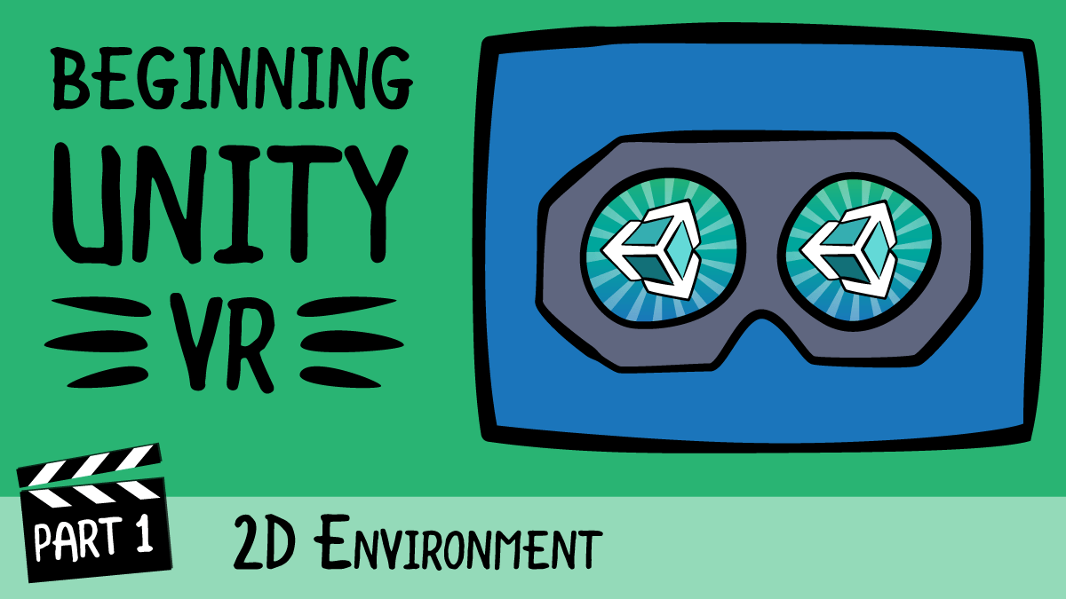 Beginning Unity VR · Getting Started | raywenderlich com